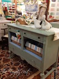 the empty nest the fun of mixing colors with chalk paint by