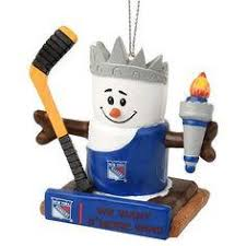 new york rangers s mores ornament ny rangers