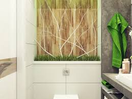 bathroom 57 lush green bathroom ideas green wall art 1000 ideas