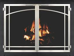 Arched Fireplace Doors by Stoll Fireplace Inc Glass And Mesh Doors And Hanging Mesh Paykel Com