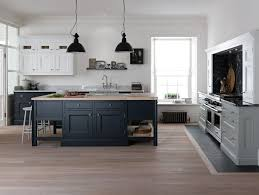 light kitchen cabinets with dark wood floors nice home design