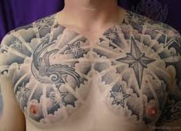 86 attractive black and grey tattoos on shoulder