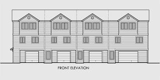 income property floor plans triplex house plans 4 plex plans quadplex plans fourplex plans