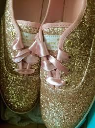 wedding shoes keds kate spade ny gold keds for reception