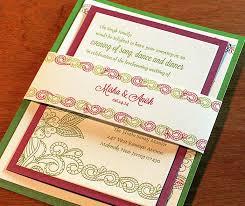 indian wedding invitations nj 50 best invitation design misha images on indian