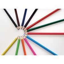 classmate pencil classmates assorted colouring pencils pack of 12 gls