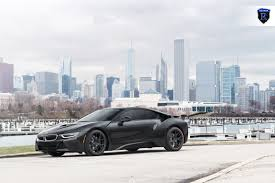 Bmw I8 Blacked Out - stepping out of the shadows jeremy u0027s bmw i8 u2013 rohana wheels