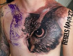 chest tattoos jaw dropping ink masterpieces