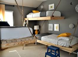 Suspended Bunk Beds Latitudebrowser - Suspended bunk beds