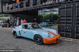 gulf porsche 911 gulf oil racing livery makes everything better fuelgarden