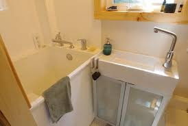tiny house sink a tiny house with plenty of room for its six foot