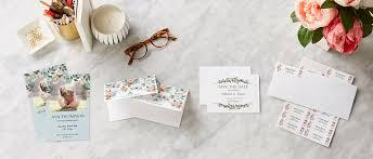 wedding and invitations