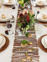 thanksgiving table ideas cheap a perfect setting for graduation on to party 2 family around 40