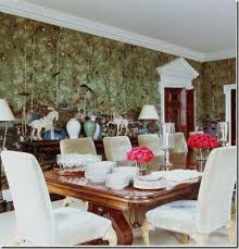 Chinoiserie Dining Room by 124 Best Green In Decor Images On Pinterest Home Chinoiserie