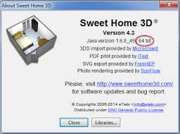 3d Home Design Software Free Download For Windows 7 64 Bit Sweet Home 3d 4 3 Sweet Home 3d Blog
