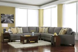furniture leather sectional with chaise gray sectional small