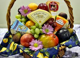 fruit and nut gift baskets holidays harvest ranch markets purveyors of food