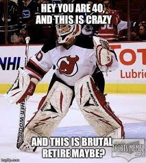 This Is Crazy Meme - funny hockey meme hey you are 40 and this is crazy picture