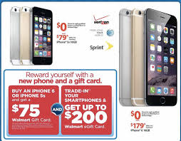 iphone prices on black friday black friday 2014 deals for walmart give iphone 6 ipad air