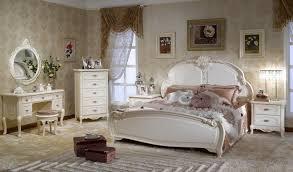 Painted White Bedroom Furniture by Vintage Painted White Bedroom Furniture Greenvirals Style