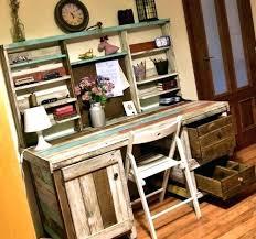 fabriquer un bureau avec des palettes fabriquer un bureau avec des palettes bureau en palette mod les