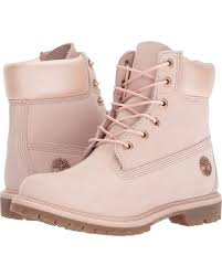 womens pink boots sale amazing deal on timberland 6 premium boot light pink nubuck