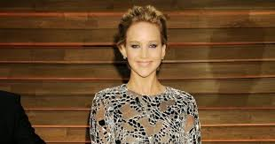 Jennifer Lawrence Vanity Fair Party Jennifer Lawrence Stuns In A Tom Ford Mini Dress At The 2014
