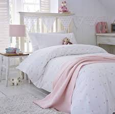 Stars Duvet Cover Pink Stars Duvet Cover Collection By The Fine Cotton Company