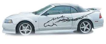 mustang decals ford mustang decals ford mustang stickers car stickers decals