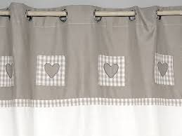rideaux de cuisine et blanc rideaux beige et cuisine meilleur idées de conception de