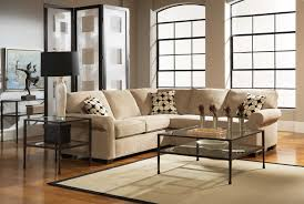 Living Room Furniture Ethan Allen Inviting Great Microfiber In Blue Accent Combined White