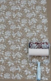 paint rollers with patterns patterned paint roller in sweet sea roses by not by notwallpaper
