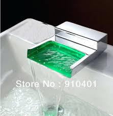 Bathroom Waterfall Faucet Waterfall Faucet Tub U2013 Seoandcompany Co
