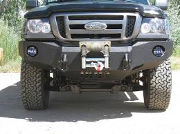 bumper ford ranger 1998 2012 ford ranger front base bumper iron bull bumpers