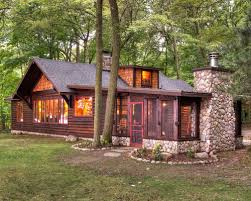cabin style home cabin style houzz