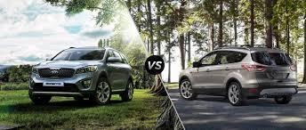 Ford Escape 2016 - 2016 kia sorento vs 2016 ford escape