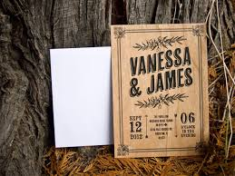 wooden wedding invitations real wood wedding invites from the paper paramour invitation crush