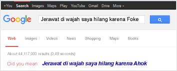 Cara Membuat Meme - begini cara membuat meme google did you mean ala sungai bersih
