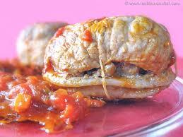 cuisiner les paupiettes paupiette de veau à la tomate fiche recette meilleurduchef com