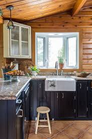 painting knotty pine kitchen cabinets white the curse of orange knotty pine walls
