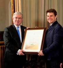 certificate of irish heritage taken from concept to white house