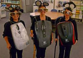 Mice Halloween Costumes Blind Mice Group Halloween Costumes 7 Quirky Ideas Mnn