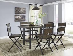 Ashley Furniture Kitchen Table Sets Signature Design By Ashley Kavara Rectangular Dining Room Counter