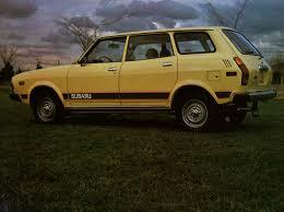subaru leone wagon subaru of america 50th anniversary myautoworld com