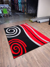 Black Area Rugs Black Red Area Rug Roselawnlutheran