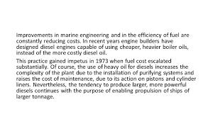 marine engineering english ppt download