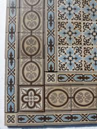 m2 to sq ft 17 25m2 185 sq ft triple border boch freres ceramic encaustic