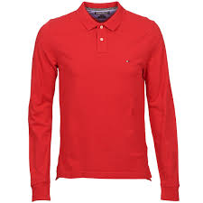 siege hilfiger hilfiger slim fit polo fance homme t shirts polos