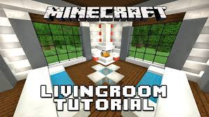Kitchen Ideas For Minecraft Minecraft Tutorial How To Make A Living Room Furniture And