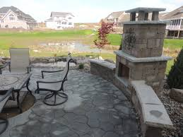 fire pit and outdoor fireplace packages greenscapes